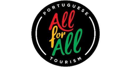 """""""Portugal – Um destino de Turismo Acessível"""" bilhetes"""