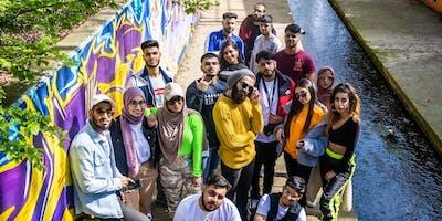Creators takeover Brighton