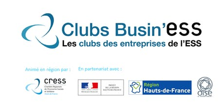 5ème Club Busin'ESS  #Chaunois-Tergnier tickets