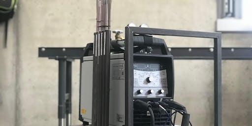 Workshop Metall – WIG Edelstahl Schweißen