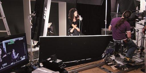 Schnupper-Workshop am Open Day: Filmschnitt live erlebt