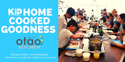 KiP Home Cooked Goodness Holiday Program at OTAO Kitchen!