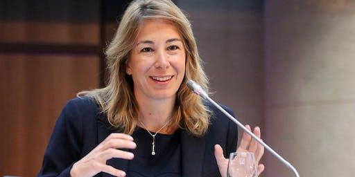 Bocconi Alumni Brussels cocktail-debate with Debora Revoltella (BEI)