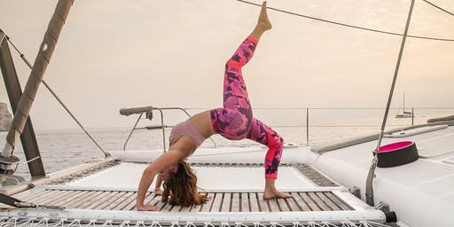 OCEANDREAM  CATAMARAN SAILING & YOGA RETREAT