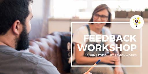 Feedback Workshop - Comunica Melhor
