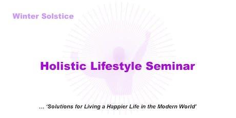 Holistic Lifestyle Seminar tickets