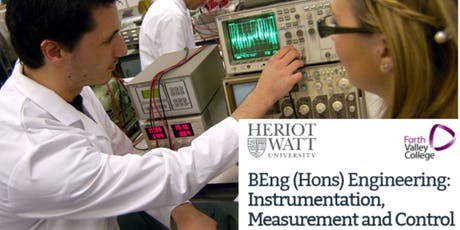 Instrumentation, Measurement and Control Graduate Apprenticeship Breakfast tickets
