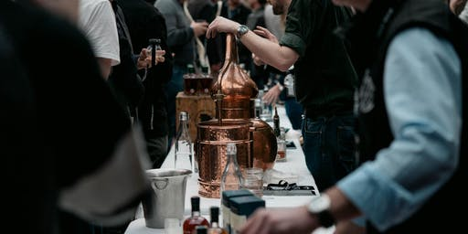 Tasmanian Spirits Showcase - Session one