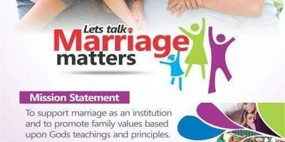 Marriage And Relationship Seminar The Vow Holds