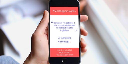 9ème édition #VerteegoInsights : l'IA et le retail chez Google France