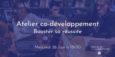 Soirée Ambition Atelier co-développement Booster sa réussite #Confiance billets
