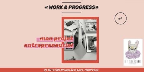 Appart x Le Pavillon des Canaux : Mon projet entrepreneurial billets