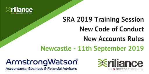 New SRA Code of Conduct & Accounts Rules Training Course - Newcastle