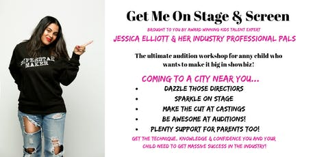 Get Me on Stage & Screen - London tickets