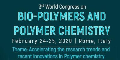 3rd World Congress on Bio-Polymers and Polymer Chemistry