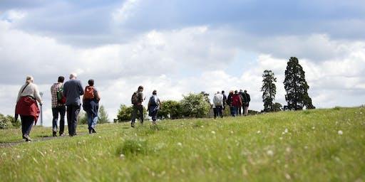 Community Wine Walk Taith Gwin