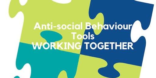 Anti-social Behaviour Tools Bitesize Briefing - Tiverton
