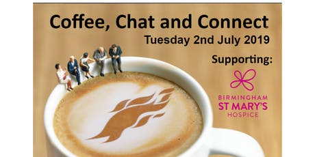 Coffee, Chat and Connect - 2nd July tickets