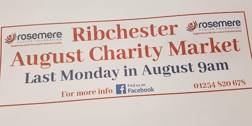 Ribchester August charity market