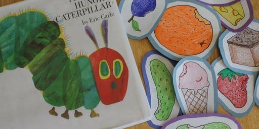 Family Learning - The Very Hungry Caterpillar - Mansfield Central Library