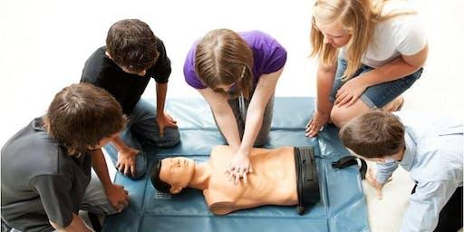 Lancashire Lifesavers (Burnley Campus) #LancsLearning