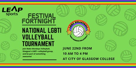 National LGBTI Volleyball Tournament tickets