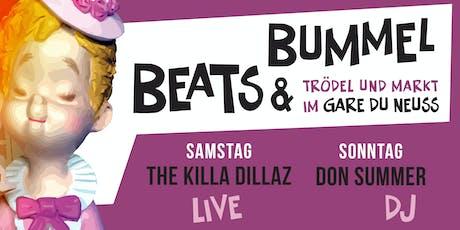 Beats & Bummel / Samstag Tickets