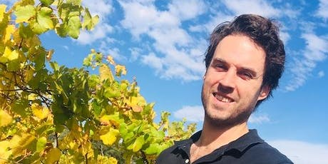 Lunch with winemaker Stuart Dudine of Alkimi (only 12 seats) tickets