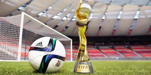England vs Japan Women's World Cup Match Live