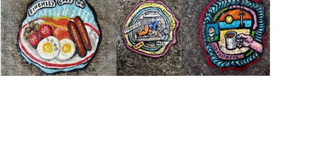 Explore Muswell Hill with local guide & meet chewing gum artist Ben Wilson tickets