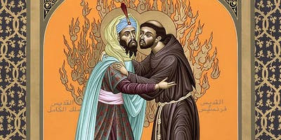 Saint Francis & The Sultan Interfaith Discussion Day Belfast