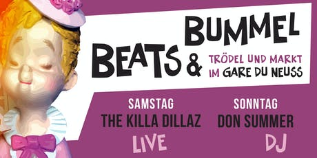 Beats & Bummel / Sonntag Tickets