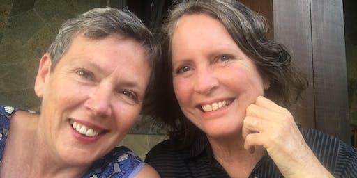 Alice Springs, NT, Australia - Spinning Babies® Workshop - Fiona Hallinan & Jenny Blyth