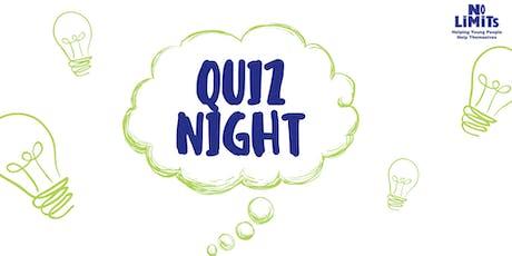No Limits Quiz Night tickets