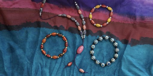 Bracelet and Necklace Jewellery Making Workshop