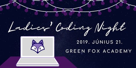 Ladies' Coding Night tickets