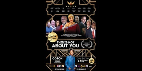 This Is Not About You - A Movie Premiere tickets