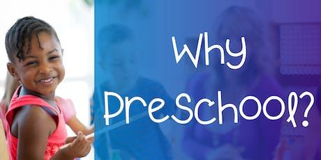 Old Brooklyn Summer Education Series: Why Preschool? tickets