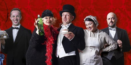 A Right Royale Tea - Comedy Dining London tickets