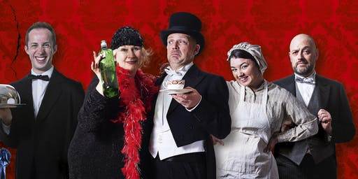 A Right Royale Tea - Comedy Dining London