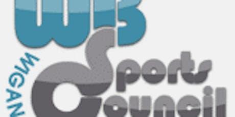Wigan Borough Sports Council relaunc tickets