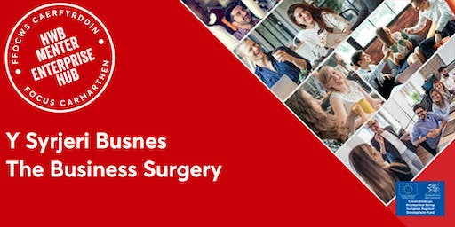 Y Syrjeri Busnes | The Business Surgery