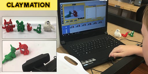Claymation Stop Motion Animation - Thursday 11th July