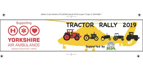 Charity Tractor Rally  tickets