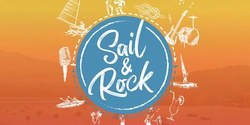SAIL & ROCK ¡Navegación y música en directo a tan solo 1h de Madrid!