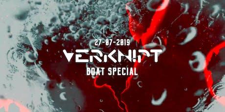 Verknipt Boat Special tickets