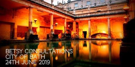 Beautiful Betsy Consultations * Bath * 24th June 2019 tickets