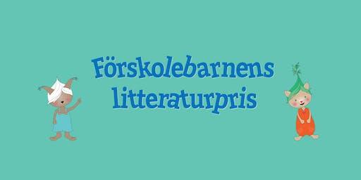 Förskolebarnens litteraturpris