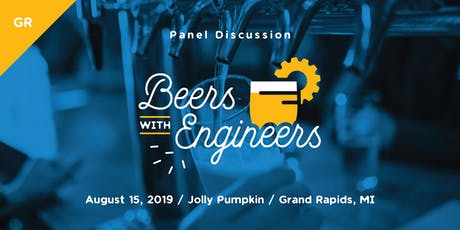 Beers with Engineers- August panel discussion tickets