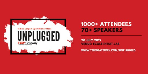 Unplugged by TEDxGateway